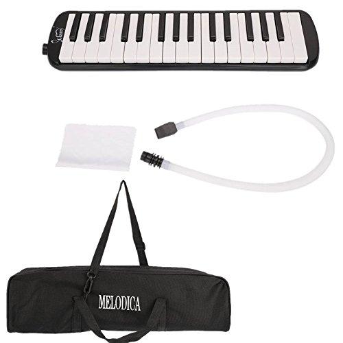 Teclado melodía portátil instrumento viento boquilla