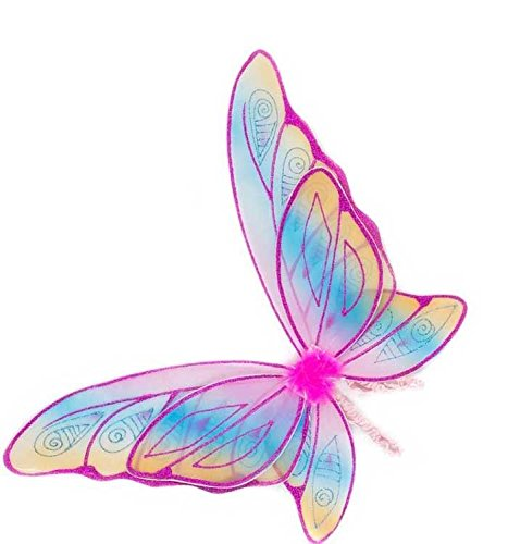 -Regenbogen-Flügel (Pink) (Gizmo Kostüm)