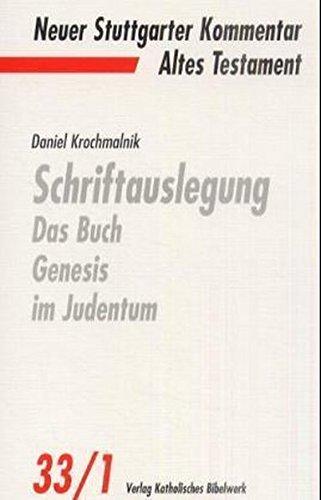 Neuer Stuttgarter Kommentar, Altes Testament, Bd.33/1, Schriftauslegung