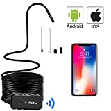 CLY USB/WiFi Endoscope Endoscope Caméra 3 en 1...
