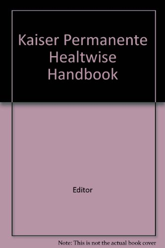 kaiser-permanente-healtwise-handbook
