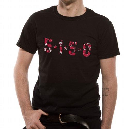 EDDIE VAN HALEN - 5150 T-Shirt Schwarz