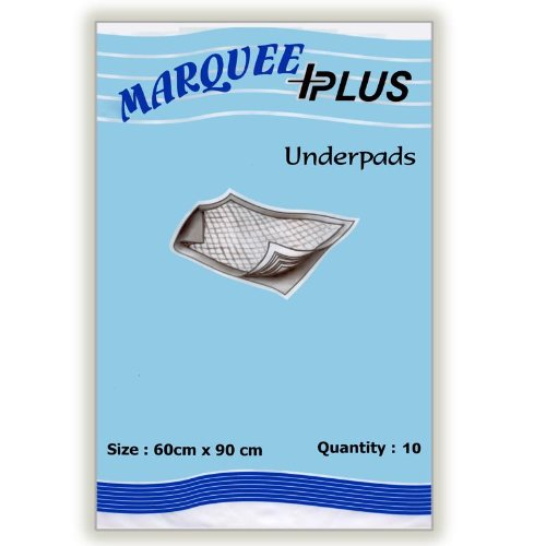 Marquee Plus Disposable Underpads - 10 Count