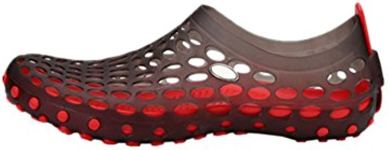 Haodasi Männer Höhle ausholen Sandalen Atmungsaktiv Strandschuhe Hausschuhe Cool Schuhe