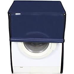 Dream Care Blue Coloured Washing Machine Cover For Frontload LG FH0B8NDL25 6 Kg
