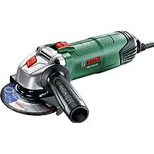 Bosch Meuleuse angulaire compacte PWS 750-115, Ø 115 mm, capot de protectio, poignée anti-vibrations, livrée sans disque 06033A2400