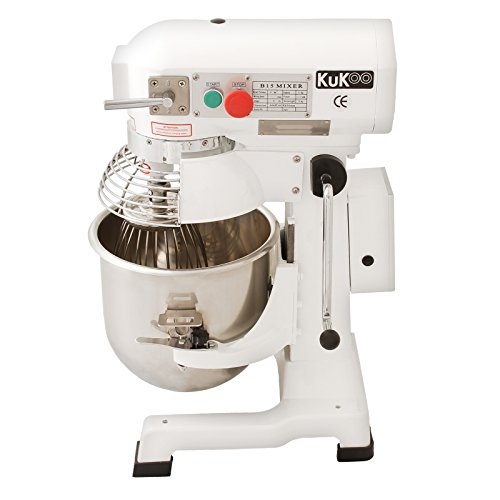 41NUd1xw6gL. SS500  - KuKoo Commercial Food Mixer/Planetary Stand Mixer/Bakery Equipment Dough Cake Bread
