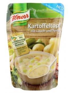 Preisvergleich Produktbild Knorr - Kartoffeltopf mit Lauch und Speck - 390g