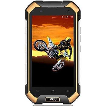 Blackview BV9000 & BV8000 Pro & BV9000 Pro Rugged Phone (BV6000, Verde)