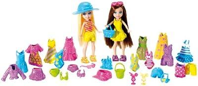 Polly Pocket Fashion Blister: Sparkle Beach Party