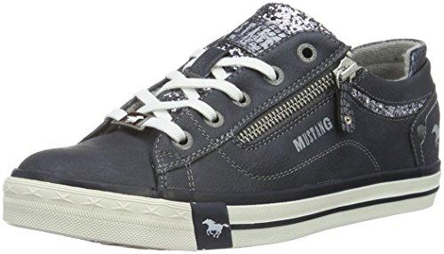 Mustang Damen 1146-301-820 Sneakers Blau (820 Navy)