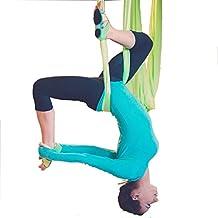 El yoga antigravedad Hamaca Correa volar para Yoga Pilates aérea la hamaca  de yoga Pilates el 2f6e55c2bf60
