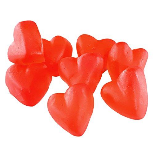 Deine Naschbox - Fruchtgummi Kirsch Herzen - 150g