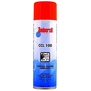 CCL100 Contact Cleaner With Lubricant 400ml