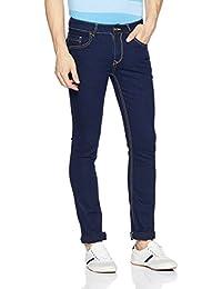 Diverse Men's Slim Fit Jeans Blue