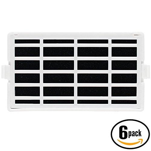 Preisvergleich Produktbild 6er Pack Ersatz KitchenAid ksc23C8eyw02Kühlschrank Air Filter–Kompatibel KitchenAid w10311524, GRASSLAND-Kühlschrank Air Filter