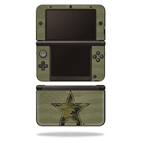 MightySkins Vinyl Schützende Haut Aufkleber für Nintendo 3DS Wrap Aufkleber Skins