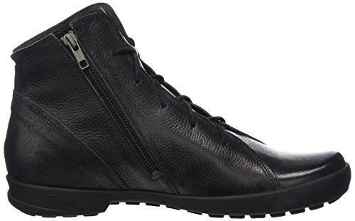 Think! Zagg, Desert Boots Homme Noir (Sz/kombi 09)