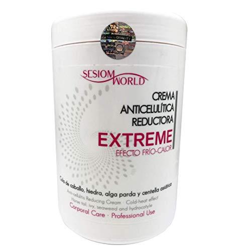 1 - Crema extrema anticelulítica reductora (Efecto frío-calor)