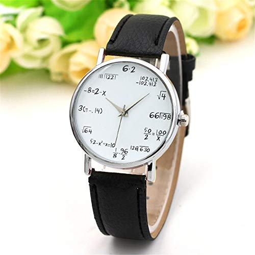 Ladies Leather Fashion Watch With Lace Face Grey üBerlegene QualitäT In