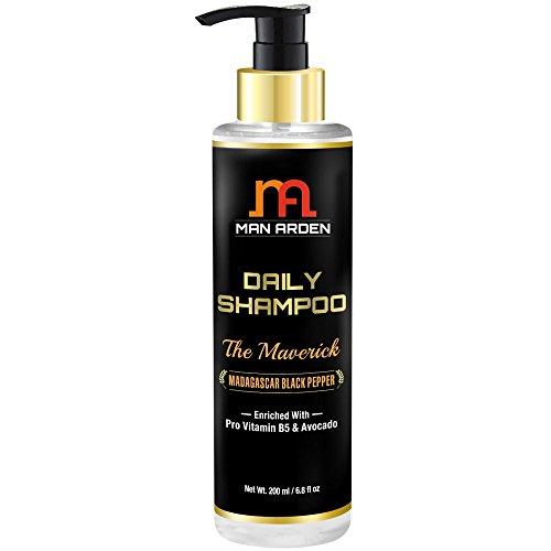 Man Arden The Maverick Daily Hair Shampoo, 200ml