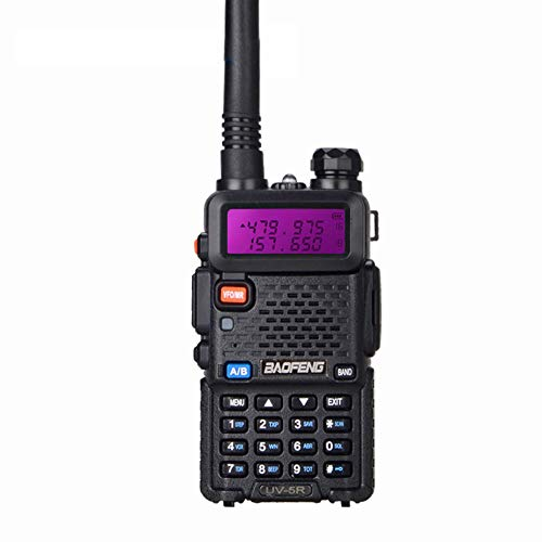 Talkie-walkie Baofeng UV-5R FM radio et VHF/UHF
