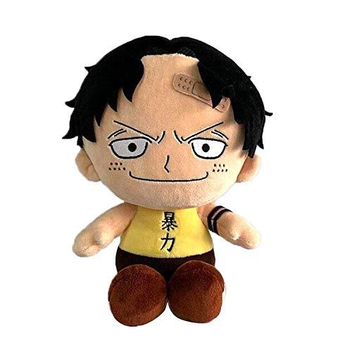 Sakami Merchandise One Piece-Portgas Ace-Plüsch Figur (20cm) -original & lizensiert