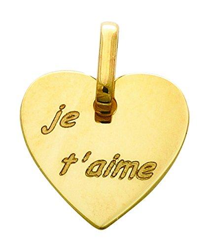 Anhänger Herz Ich liebe Dich