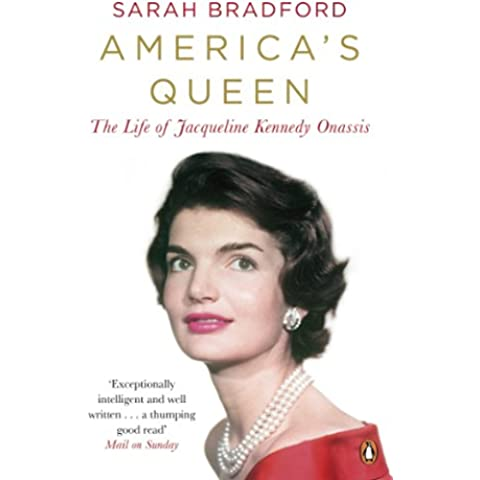 America's Queen: The Life of Jacqueline Kennedy Onassis - Andrews Croce