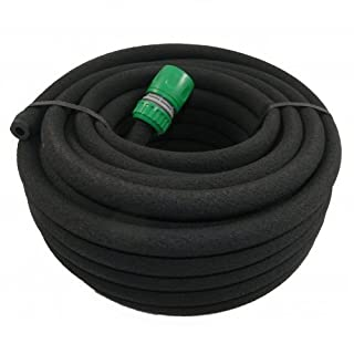 Perlschlauch Tropfschlauch Wasserschlauch Wassertropfschlauch für Bewässerung / 25 Meter / 12,5 x 2,5 x 17,5mm