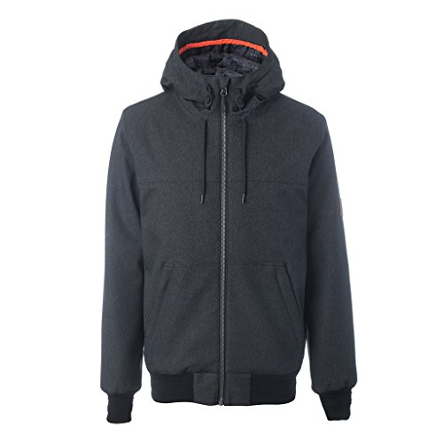 RIP CURL One Shot Anti Series Chaqueta Hombre Talla L Color Dark Marle