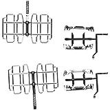Herpa 052467 - Bullbar (con tope) para Scania 4 piezas