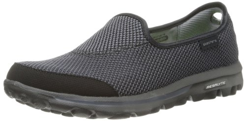 Skechers Go Walk Rival - Scarpa, , taglia Black/Grey