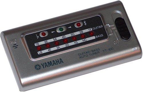 Yamaha YT-100 Stimmgerät für Gitarre und Bass