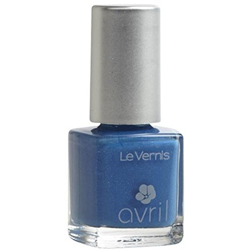 Avril Vernis à Ongles le Vernis - Bleu Azur Irisé N°73