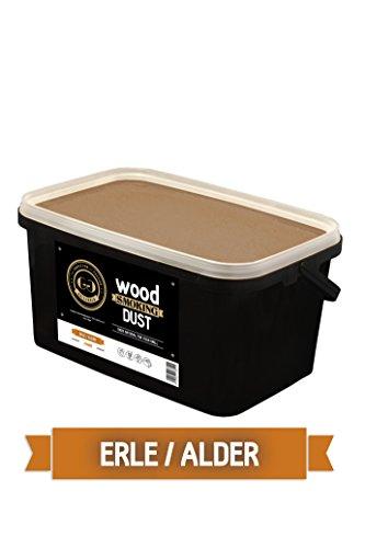 Grillgold Räuchermehl Wood Smoking Dust 5,5 Liter Erle