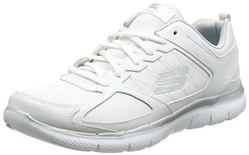 Skechers-Flex-Appeal-20-Good-Time-Zapatillas-de-Deporte-para-Mujer