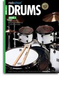 Rockschool Drums Grade 1 2012-2018