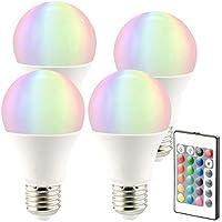 24-96 Watt RGB LED Farbwechsel dimmbar Deckenlampe  Wandlampe mit Fernbedienung