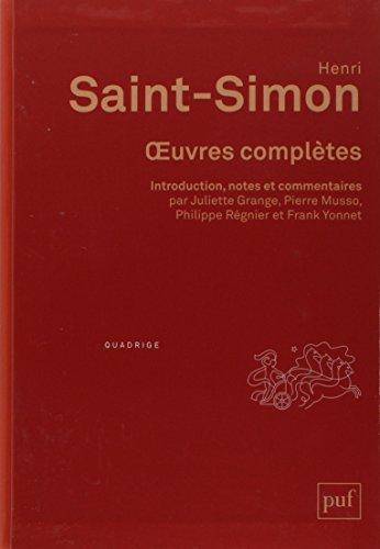 Oeuvres complètes (4 volumes sous coffret)