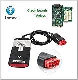 VCD DS VD CDP TCS CDP Pro + 150E, OBD2 Bluetooth, Lecteur de...