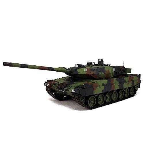 Torro Leopard 2A6 Panzer 2.4 Ghz 1/16 Torro-Edition - 3