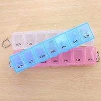 AM PM 7 Tage große Tablettenbox für Medikamente, Tablettenbox, Aufbewahrungsbox [Energieklasse A] preisvergleich bei billige-tabletten.eu