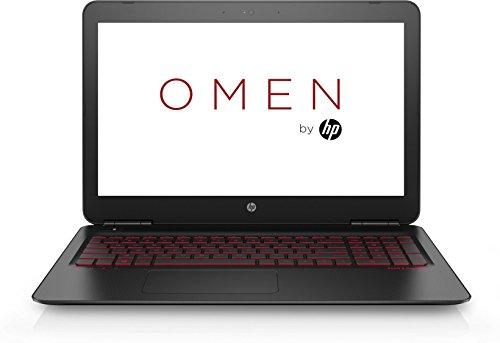 HP OMEN 15-ax014ns - Ordenador portátil gaming de 15.6' FHD (Intel Core...