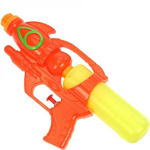 Wasserpistole Space Gun 24cm mit Tank. unterschiedliche Farben