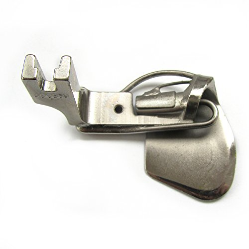 kunpeng-# 4903591Stück INDUSTRIE Nähmaschine doppelt gefaltete Spring Typ Abrunder Hemming Nähfuß 1/8(3mm) - Industrie Nähmaschine-teile