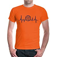 buXsbaum® T-Shirt Frequenz-Volleyball