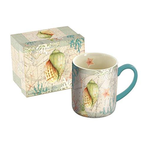 Lang - 400 g. Keramik-Kaffeebecher
