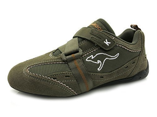 Kangaroos - 1395/marron-chaussures Marron - Kaki