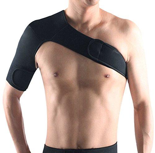 Magnetische Schulter Brace (KAIKSO-IN Neopren Brace Dislokation Schmerz Verletzung Arthritis magnetische Unterstützung Schultergurt (right))